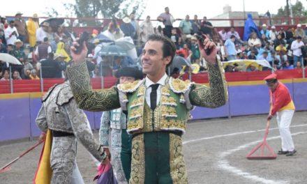 Triunfo redondo de José Mauricio en Xalostoc