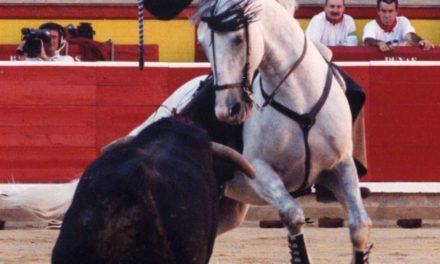 Muere Roncal, caballo de Pablo Hermoso