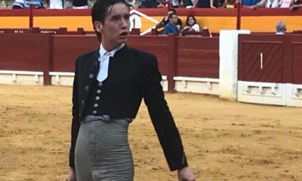 Gilio cortó una oreja en Alicante