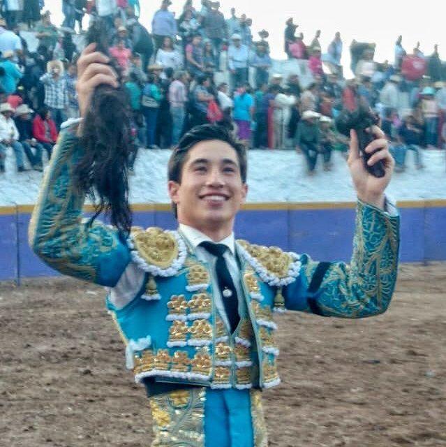 «Armillita IV» indulta a «Sultán» de la ganadería de Julián Hamdan
