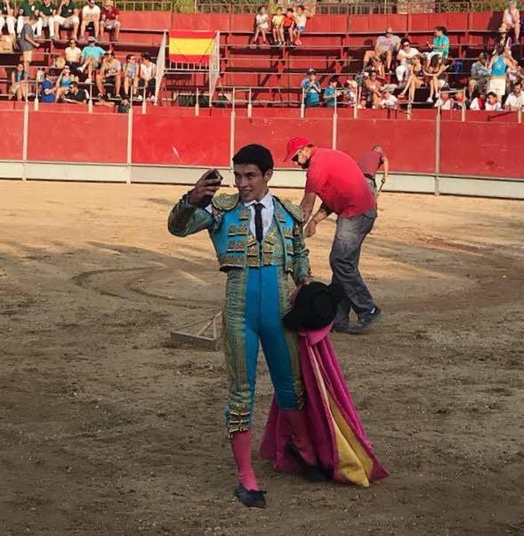 Sobresaliente actuación de Fonseca en Collado Mediano