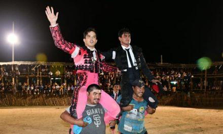 «El Chihuahua» y Rivera comparten el triunfo