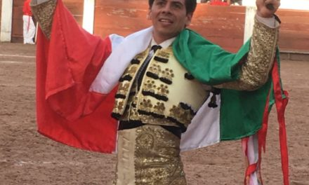 Tarde redonda para los mexicanos Delijorge y «El Breco»