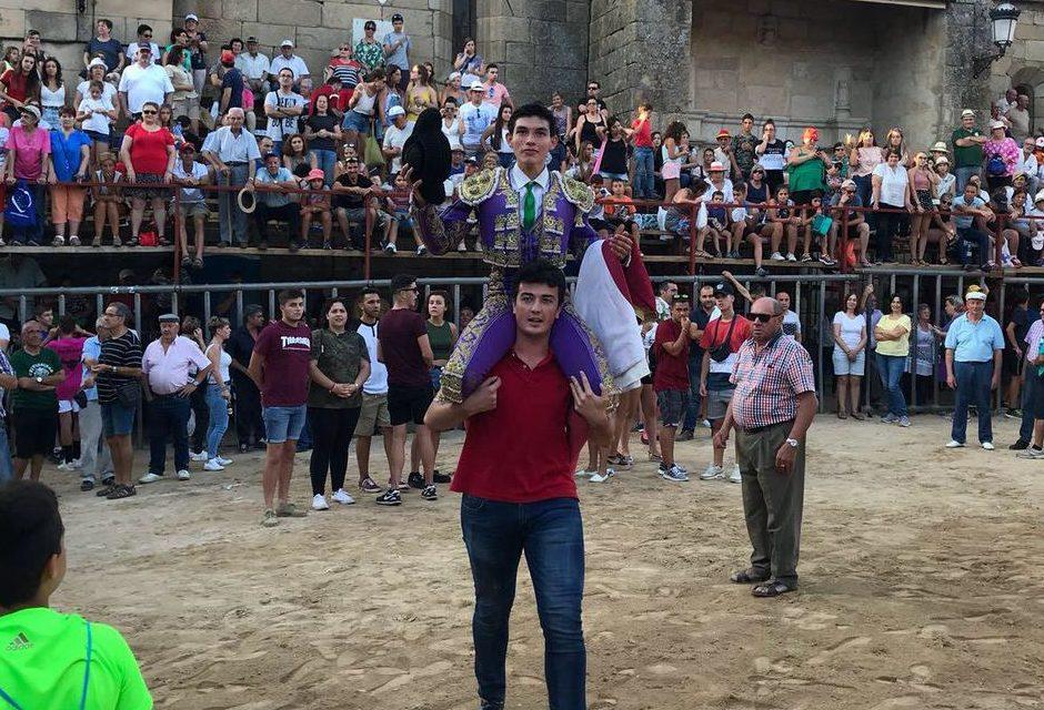 Fonseca se alzó como máximo triunfador en Aldeadávila