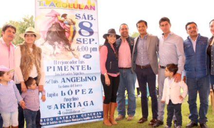 Presentan corrida de Tlacolulan
