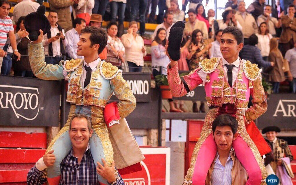 Martínez y Gutiérrez triunfan en Arroyo