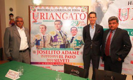 Darán corrida en Uriangato