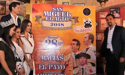 San Miguel El Alto presenta su feria