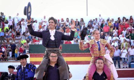 Exitosa actuación de Gamero en su presentación española