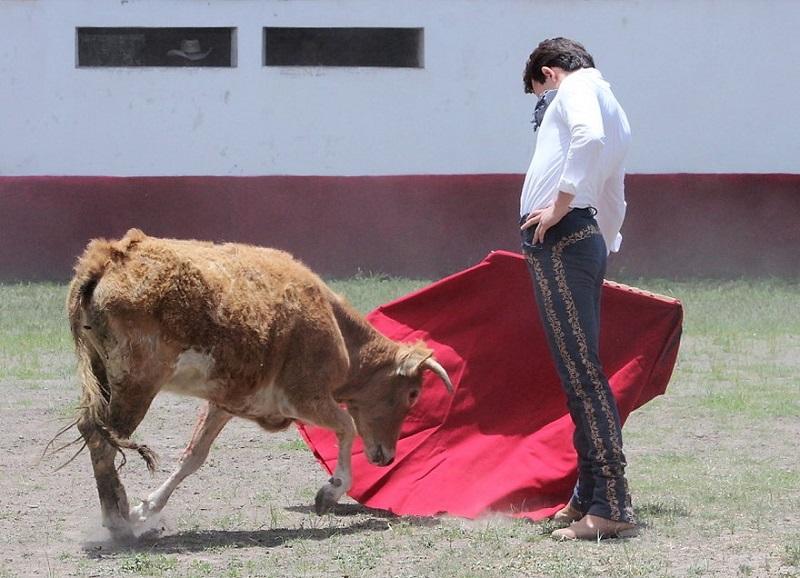 José María se reporta listo