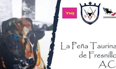 La Peña taurina de Fresnillo celebra su segundo aniversario