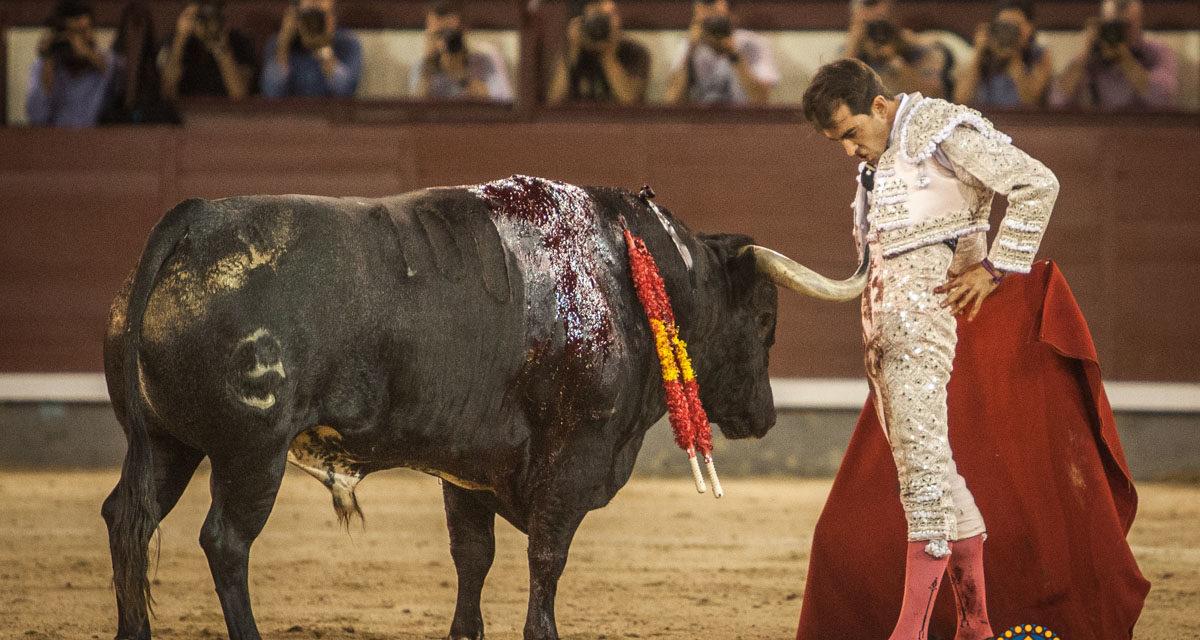 Destacada actuación de Arturo Macías en Las Ventas