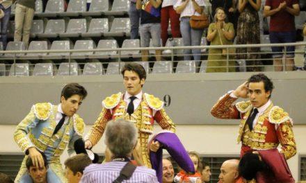 Garrido, Lorenzo y Galdós triunfan