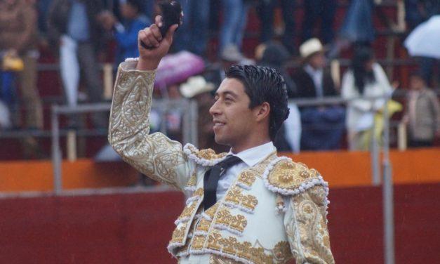 Sergio Flores cortó la única oreja