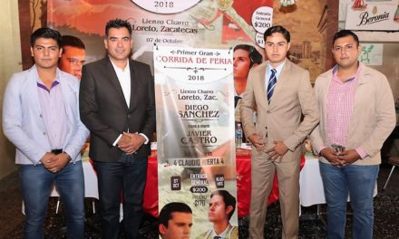Habrá corrida en Loreto, Zacatecas