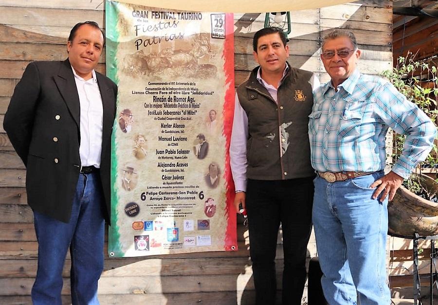 Festival en Rincón de Romos