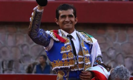 Gran triunfo de Joselito Adame