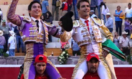 Macías y «Armillita IV» comparten triunfo