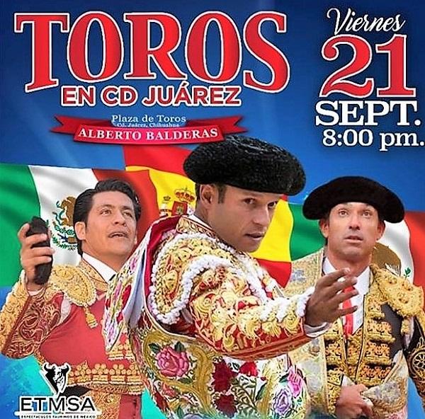 El encierro de Corlomé para Ciudad Juárez