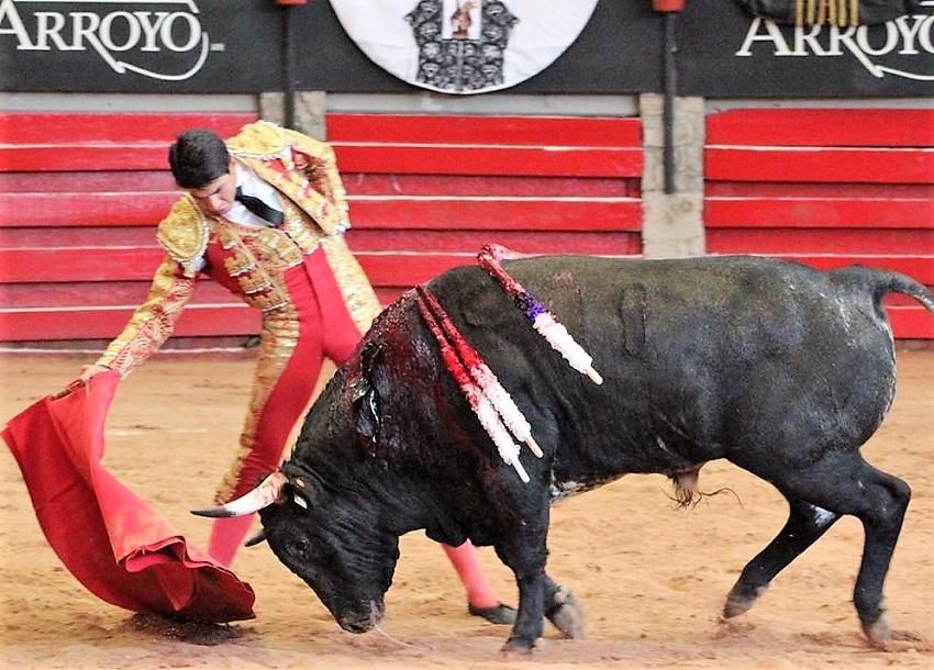 Dieron vuelta al ruedo Martínez y Hermosillo