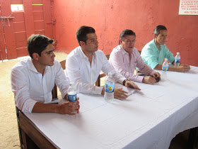 Hernández Garate por Cartagena en Mérida