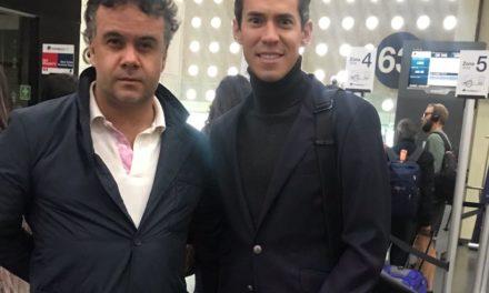 Diego Silveti viaja a Perú