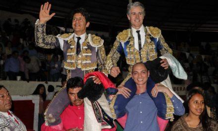 Pizarro y «El Zapata» triunfan en Tlahuelilpan
