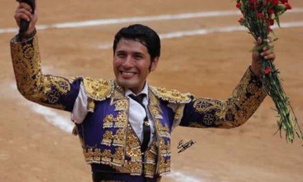 Se presenta Christian Ortega en Ecuador