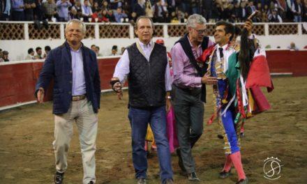 Joselito cortó un rabo en Querétaro