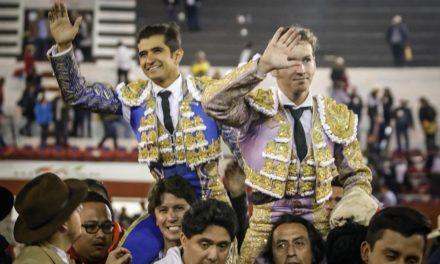 Comparten triunfo Joselito y «El Payo»