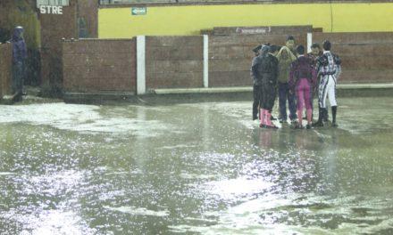 Suspenden novillada en Tlaxcala por lluvia