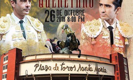 Ponce y Joselito en Querétaro