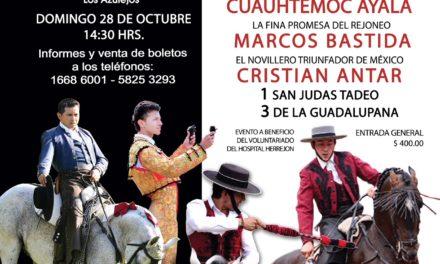 """Anuncian festival en """"Los Azulejos"""""""