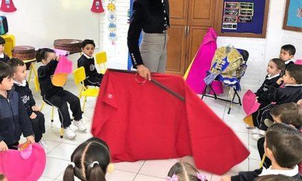 La Tauromaquia llega a los niños