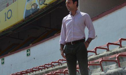 Andy Cartagena se reporta listo para torear