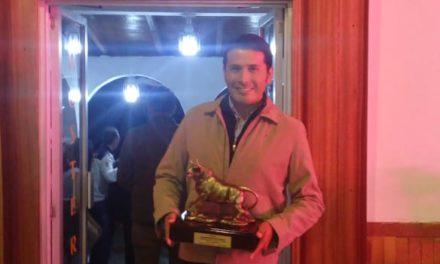 Christian Ortega triunfa en Río Bamba
