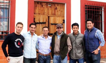 Ferrera y «El Payo» tientan en Rancho Seco