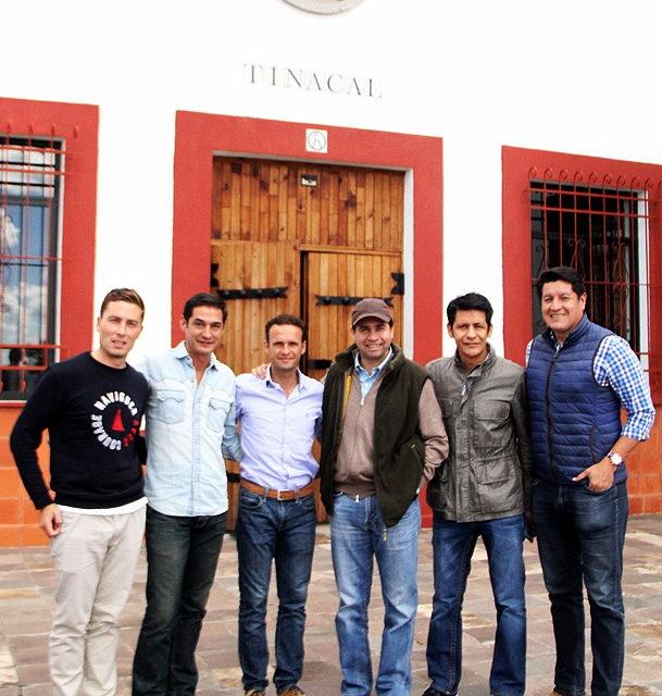 """Ferrera y """"El Payo"""" tientan en Rancho Seco"""