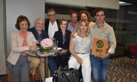 Joaquín Galdós sigue sumando premios