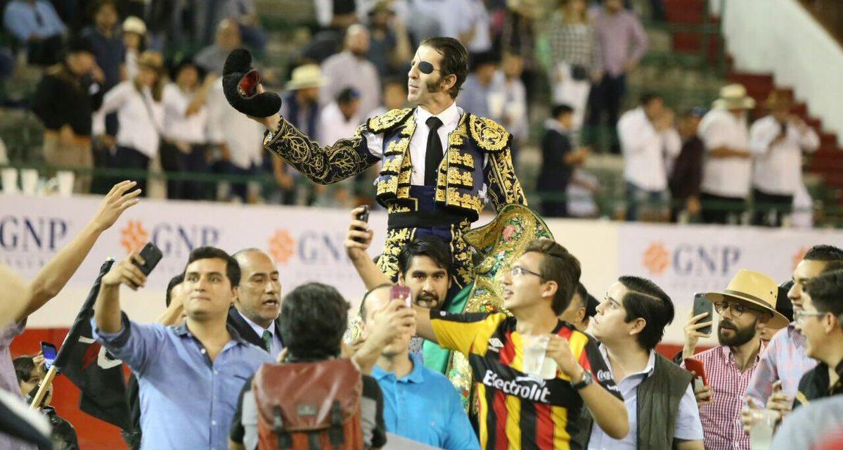 Juan José Padilla se alzó como máximo triunfador
