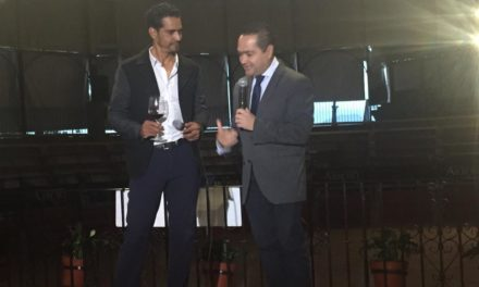 Ignacio Garibay lanza su línea de vinos Capote y Muleta