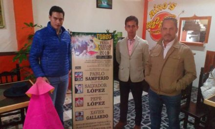 Presentan cartel de feria en Presas