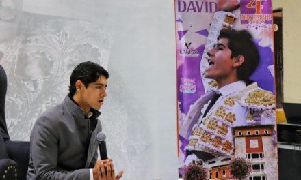 Significa mucho para mi: Luis David