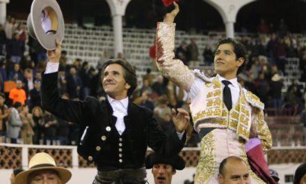 Ventura y Luis David comparten triunfo