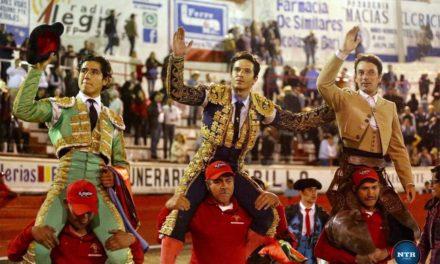 Cartagena, «El Chihuahua» y Luis David comparten triunfo