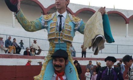 Christian Antar triunfa en Jiquilpan