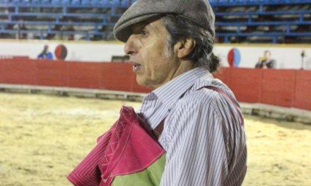 Curro Plaza tomará la alternativa a los 65 años