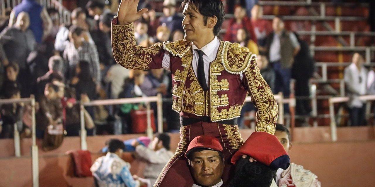 «El Zapata» cosechó otro triunfo