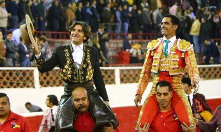 Triunfa Ventura y Garibay en Querétaro