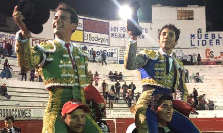 Triunfan Macías y Valadez en Jalpa